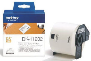 Brother DK-11202 – Shipping Label