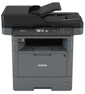 Brother MFC5900DW Multifunction Mono laser Printer